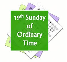 19th sunday