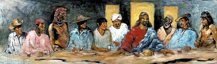 art last supper meaning