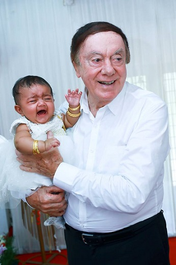 malcolm fyfe and baby